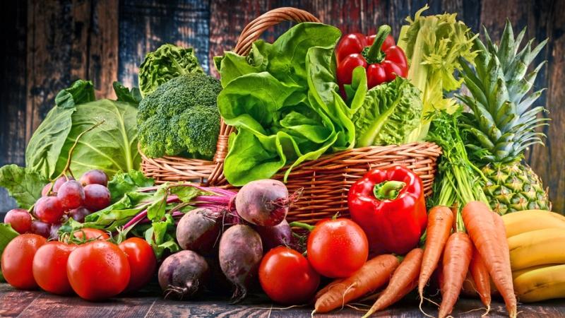 Antioksidan Buah dan Sayuran